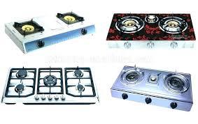 heavy duty single burner outdoor stove propane gas cooker mini
