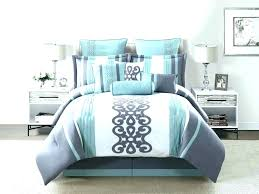 animal print bedspread sets teal and black comforter set bedding queen your zone gray grey duvets wit