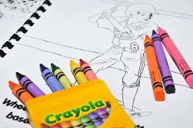 crayons and coloring book clipart 1 at books clip art