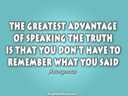 Speak The Truth Quotes. QuotesGram