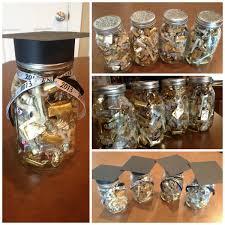 Decorating Mason Jars With Ribbon Graduation gift Rolled up dollar billscandy in a mason jar 89