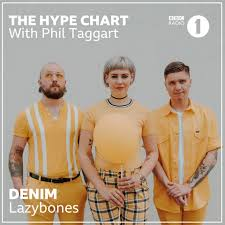 Bbc Record Charts Phil Taggart Airs Lazybones Denim On Hype Chart Bbc