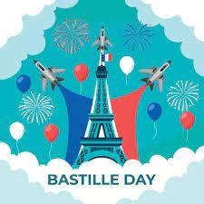 Bastille Day Background 2368068 Vector ...
