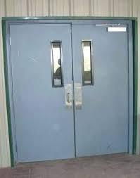 steel exterior doors exterior metal double doors exterior metal double doors commercial metal exterior doors perfect