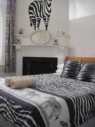 Zebra Bedroom Decorating Ideas Impressive Design Ideas