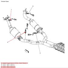 2010 camaro o2 sensor wiring diagrams