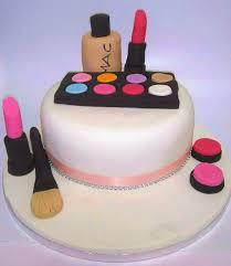 mac lipstick makeup cake