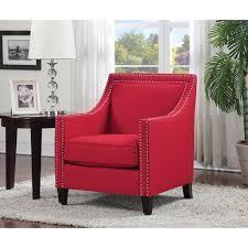 livingroom red accent chairs for living room canada target under chair with ottoman leather arms