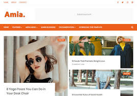 Blogger Templates 2020 Blogger Templates For Free In 2020 Responsive Seo Friendly