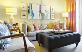 Artistic Living Room Trendy Living Rooms Modern House