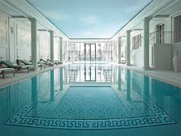Ten indoor pools  from all around the world  that inspire reverie and  relaxation in the winter just as much as any sunny summer plunge