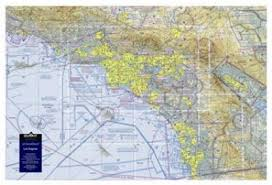 3 D Aeronautical Chart Los Angeles