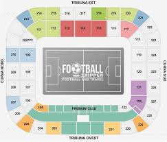 Allianz Field Seating Chart Juventus Stadium Guide Turin Italy Football Tripper