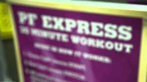 Biggest Loser Step Workout Chart Planet Fitness The Planet Fitness 30 Minute Circuit