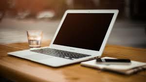 home office computer. Home-office-macbookair-apple-brand-notebook-computer -top-uhd-4k-wallpapers-2560×1440 Home Office Computer