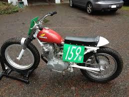 1965 honda superhawk cb77 flat track race bike select moto