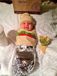 burrito baby diy costume