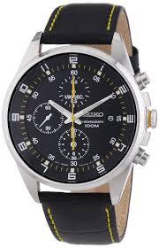 seiko men s chronograph watch sndc31p1 seiko amazon co uk watches seiko men s chronograph watch