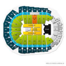 Wells Fargo Des Moines Iowa Seating Chart Wells Fargo Arena Des Moines 2019 Seating Chart