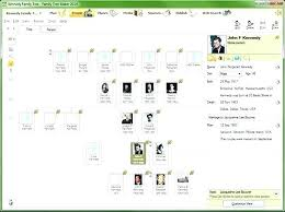 Free Example Of Family Tree Maker Printable Download Create