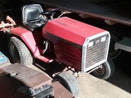 third party image here is a picture of my mf 216 gtx garden tractor