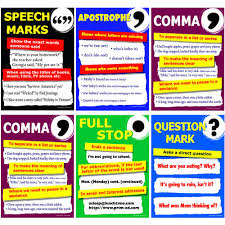 Rules Of English Punctuation Learn About English