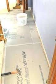 install concrete floor installing cement board on floor install concrete floor