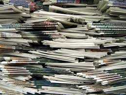 short essay on newspapers for kids
