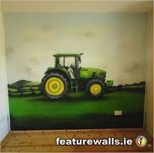 Tractor Themed Bedroom Awesome Inspiration