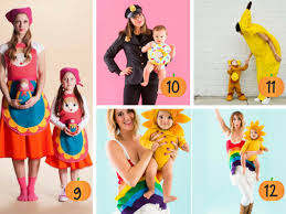 Make Halloween Extra Special This Year With These Fabulous Mommy And Me Halloween  Costumes! #