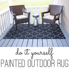 turn a rug into a show stopper this project was so easy and
