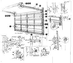 Glamorous chamberlain garage door opener parts diagram contemporary