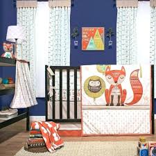 fox baby bedding sets clever 5 piece crib set with per by little racing