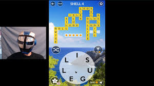 WORDSCAPES SHELL 4 ANSWERS - YouTube