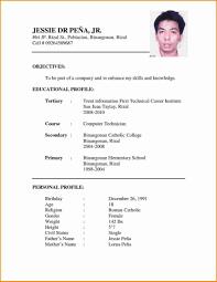 Resume Sample Pdf India Yralaska Com Indian Format For Job