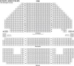Ace Hotel Concert Seating Chart 17 Experienced Town Hall Nyc Seating Map