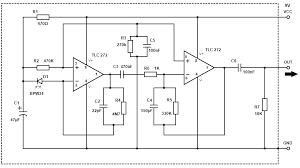 dexus geiger counter gamma spectrum analyzer under 10€ dexus detector circuit