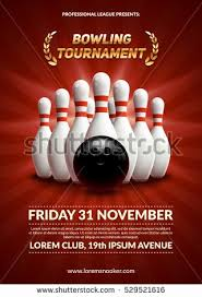Bowling Flyer Template Freeletter Findby Co