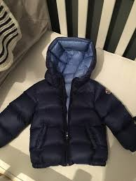 Baby boy age 2 moncler coat SOLD