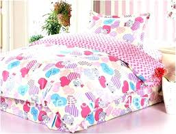 little girl twin comforter sets toddler bed sheets size bedding for bedroom girly boys linen home