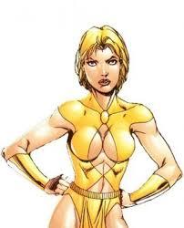 Boom-Boom (Tabitha Smith) (Comic Book Character)