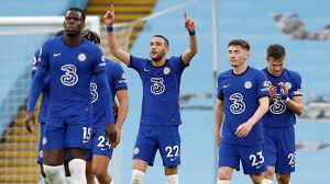 Like chelsea, manchester city arrive with no significant injuries. Manchester City Vs Chelsea Football Match Report May 8 2021 Espn