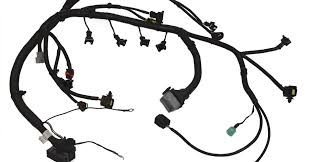 2001 Chrysler Town And Country Wiring Harness