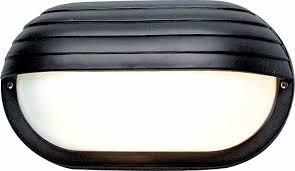 1 light black outdoor wall mounted light fixture
