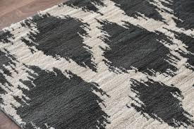 Diamond Pattern Rug Interesting Ikat Diamond Pattern Area Rug Woodwaves