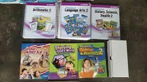 Abeka Phonics Chart 2 Details About Abeka 2nd Grade Lot Curriculum Test Keys Charts Readers Child Books