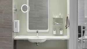 Systemlösungen Für Bad Und Sanitärräume Von Hewi Barrierefrei Hewi