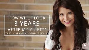 How Will I Look 3 Years After My Y LIFT? | Instant, Non Surgical Facelift