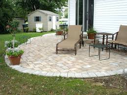 put pavers over concrete patio can