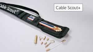 Kabel Einziehen Leicht Gemacht Kabeleinziehhilfe Cable Scout De
